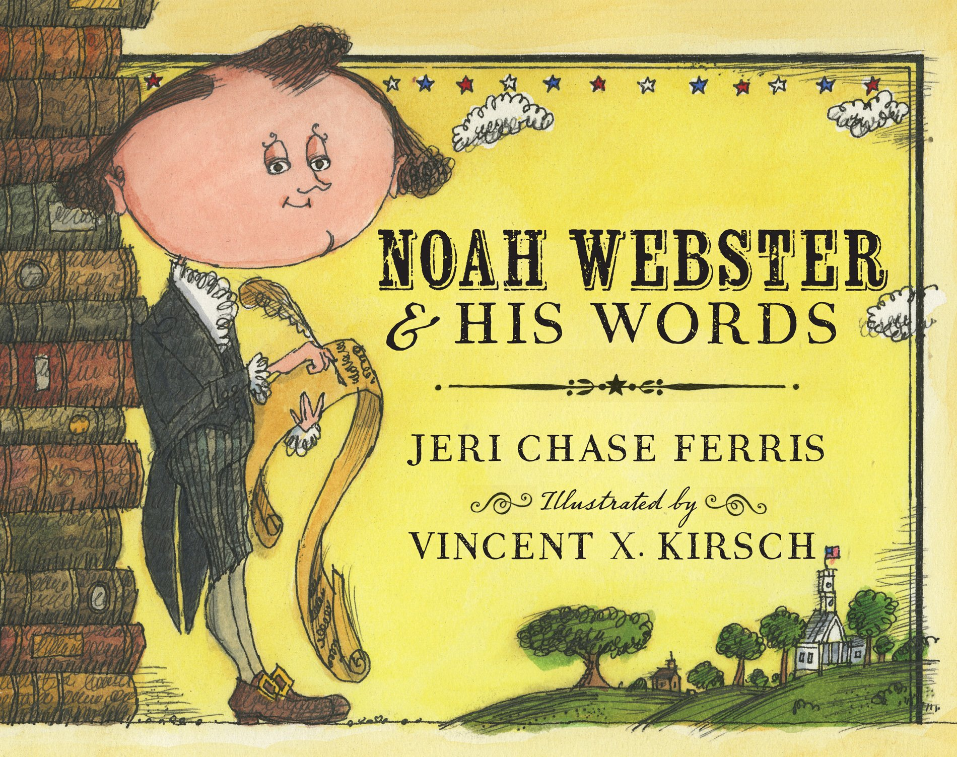 noah webster and his words